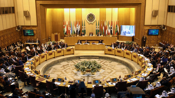 Arab League foreign ministers hold an emergency meeting on Trump's decision to recognise Jerusalem as the capital of Israel