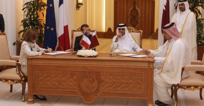 qatar_signatur_macron