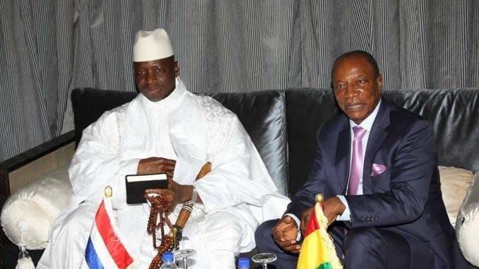 Alpha-Conde-Yahya-Jammeh