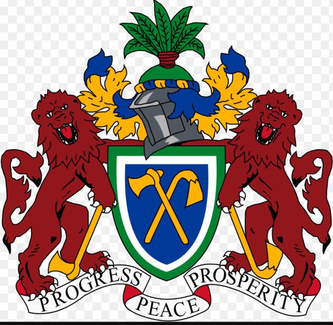 Gambia-Coat-of-arms